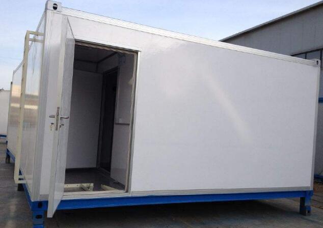莱城防辐射方舱